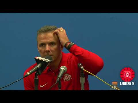 Ohio State HC Urban Meyer press conference - November 4, 2017