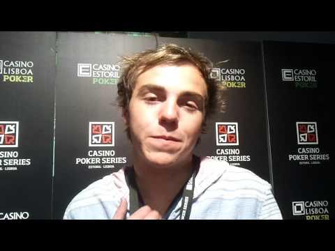 Ricardo Peres Vence Etapa #8 Do Casino Poker Series Estoril 2012