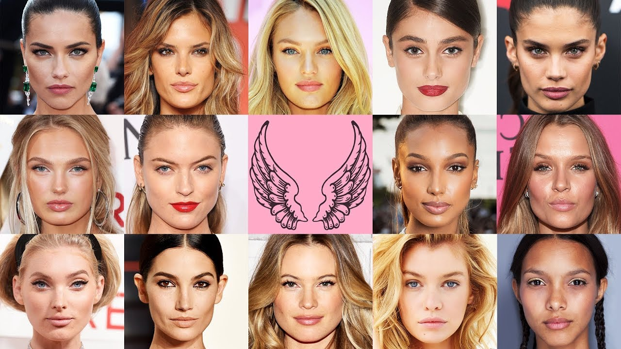 if the VICTORIA'S SECRET ANGELS had a BABY together ...