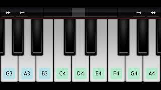 Yener Çevik - Yıkıla Yıkıla piano Resimi
