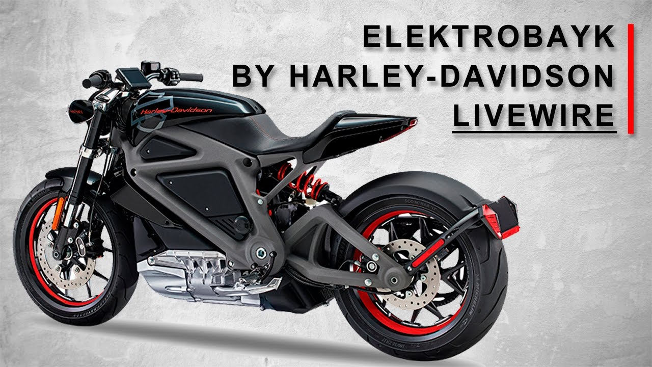Livewire Electric Bike From Harley Davidson