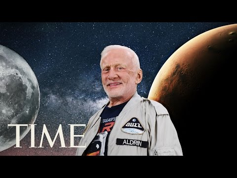Buzz Aldrin: Cycling Pathways To Mars | 360 | TIME