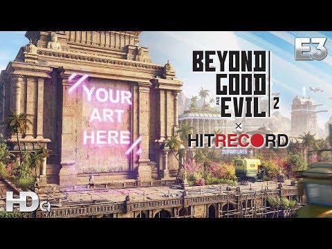 beyond-good-&-evil-2---e3-2018-official-hitrecord-partnership-trailer-(pc,-ps4-&-xb1)-hd