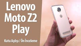 Lenovo Moto Z2 Play ön inceleme