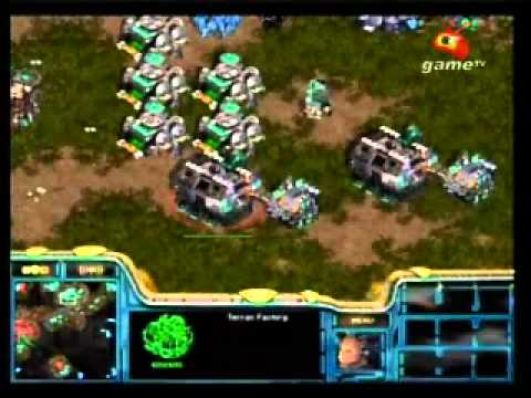 Suker Vs Grrr... [WCG2003] Starcraft Broodwar