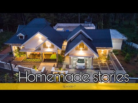   Home Made Stories   Single Storey   Episode 7   പിറവം   Creo Homes, Cochin  