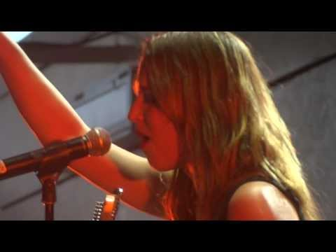 Halestorm - The Rock Show (Live) At Carnival Of Madness 2012