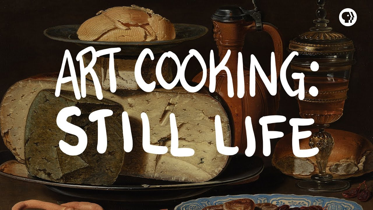 Art Cooking: Dutch and Flemish Still Life Painting