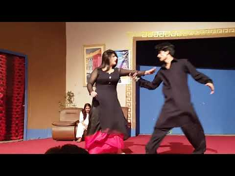 Arzoo Queen & Kashif Baral   Ishq Be Parwah Dhamal   4K   YouTube