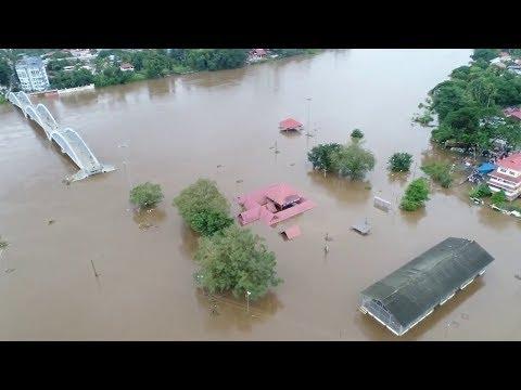 Aluva floods, Ernakulam district floods,  River Periyar flood, Kochi, Kerala rainfall thumbnail