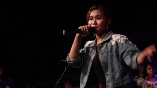 Download Lagu Anggun P - Loro Pikir feat Raxzasa Music    live with Pemuda Patung Pacul Bersatu mp3