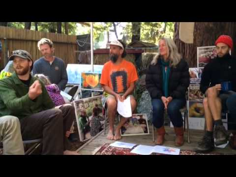 Happy Earth Day Big Sur and Permaculture Talk