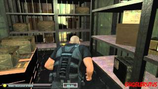Splinter Cell Double Agent PC Gameplay Video Mission 8 - NYC - JBA HQ - Part 3/2/2