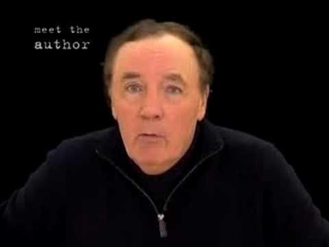 James Patterson talks about Maximum Ride