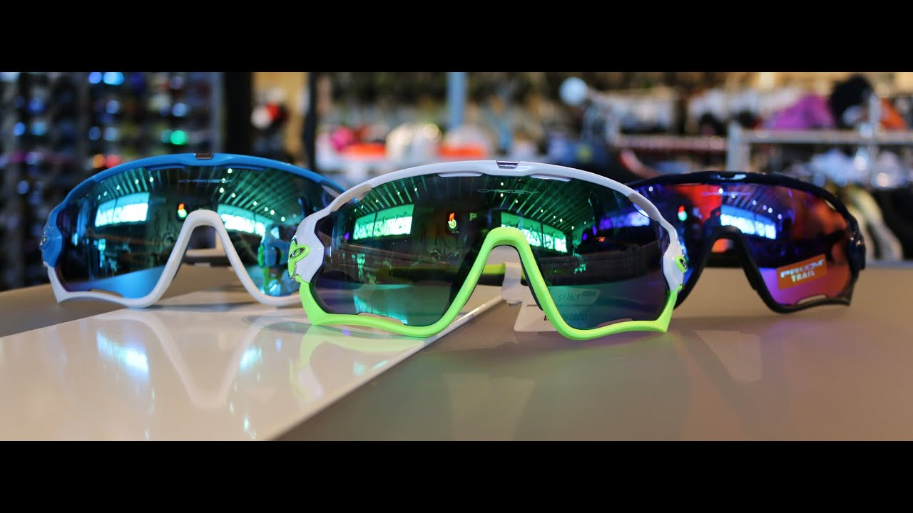 Oakley Jawbreaker Prizm >> 2015 Oakley Jawbreaker Prizm Sunglasses Preview - YouTube