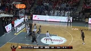Highlights: Brose Baskets Bamberg-Besiktas JK