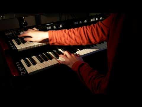 Hallelujah   In memory of: LEONARD COHEN [Hammond organ]