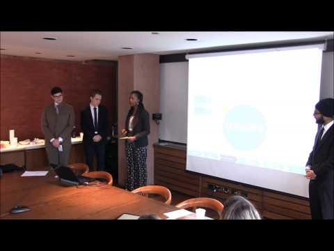 Munk One Dragon's Den: Global Health Lab