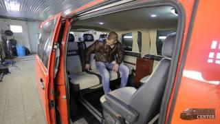 Переоборудование микроавтобусов - Автомобильный диван трансформер Premium(, 2013-11-04T11:31:31.000Z)