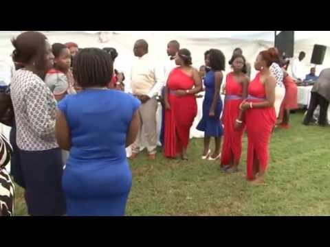 Portia and Bravery Matanga Wedding 2