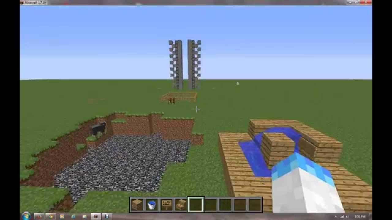 afk pool minecraft