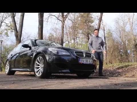 BMW M5 V10 (E60) - Full Review