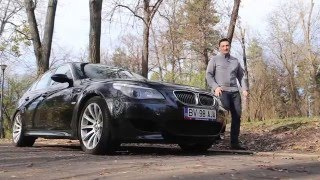 BMW M5 V10 (E60) - full review