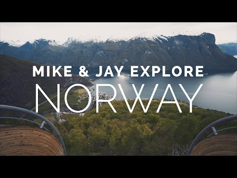Mike & Jay Explore: Bergen, Norway