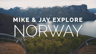 Mike & Jay Explore: Bergen, Norway