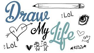 Draw my life/История моей жизни/Ruslana Gee