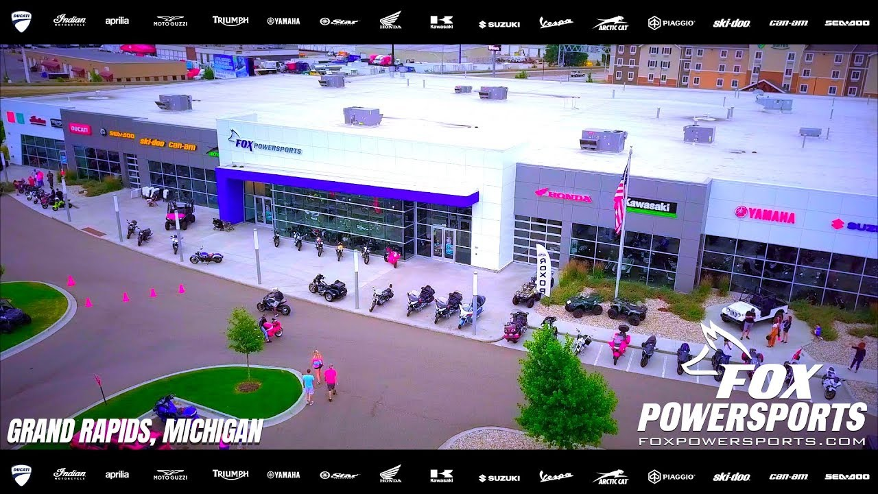 Fox Powersports in 720 44th Street SW Wyoming, MI 49509