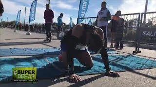 Crisosto y García se quedaron con el Maratón de Madryn