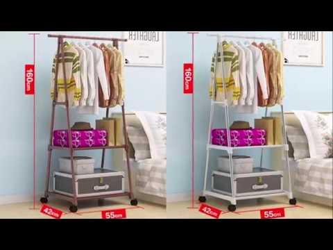 7 Напольная вешалка с Алиэкспресс AliExpress Floor Hanger Крутые товары для дома из Китая