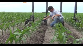 Precision Ag Equipment - Nitrogen Sealers Study - Beck's Hybrids Practical Farm Research (PFR®)
