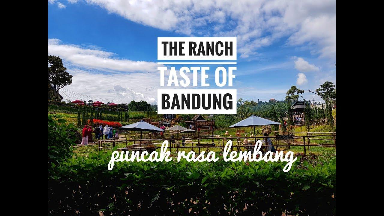 The Ranch Puncak | Puncak Rasa Lembang