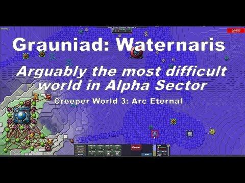 Creeper World 3 - Alpha Sector - Grauniad: Waternaris