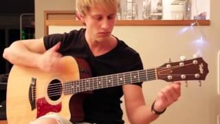 мастер класс игры на гитаре  Tobias Rauscher