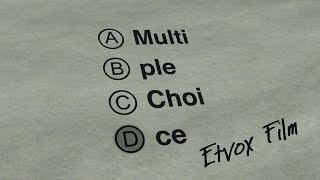 Тест \ Верный ответ (Multiple Choice) - [Etvox Film]
