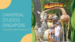 Will A 2-year-old Enjoy Universal Studios Singapore?