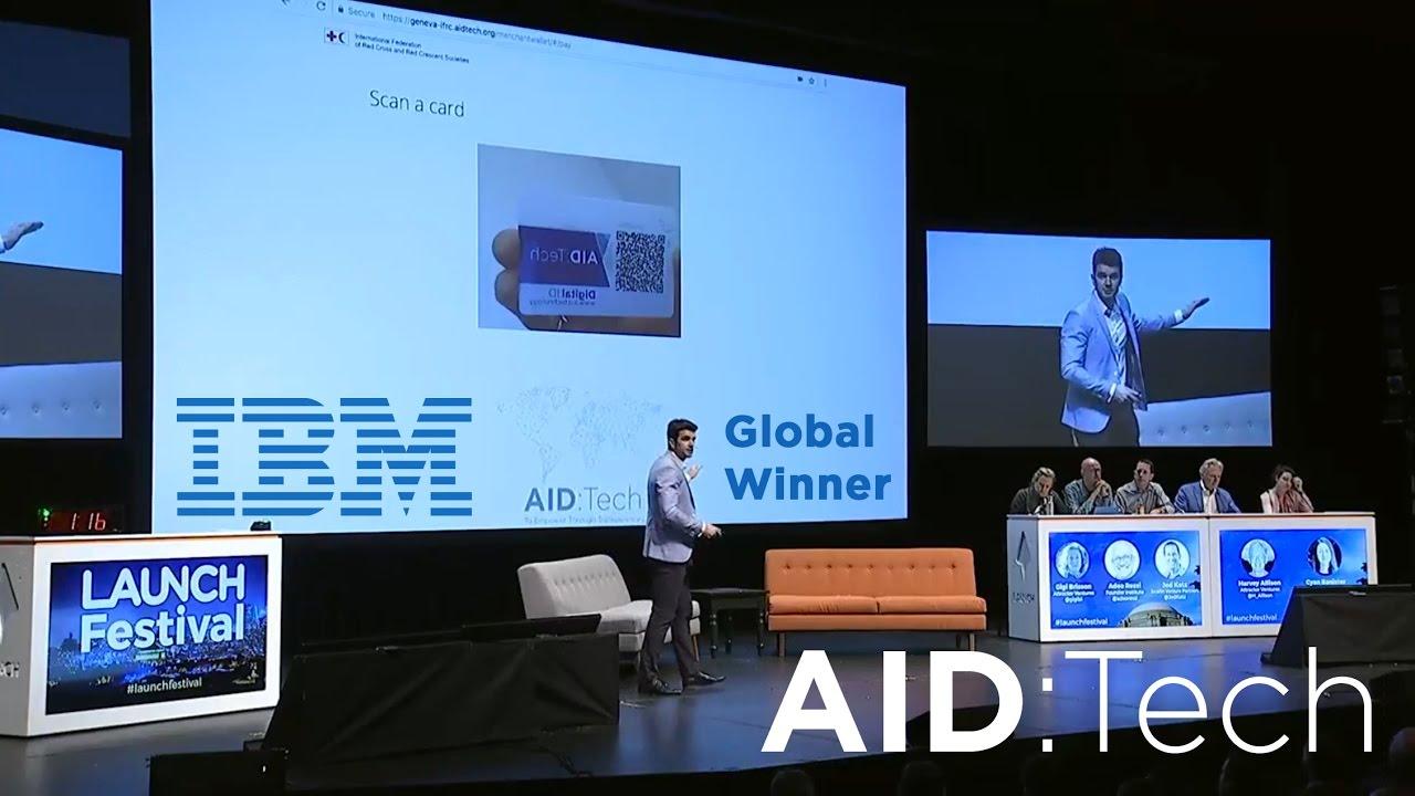 aid tech launch festival 2017 presentation youtube