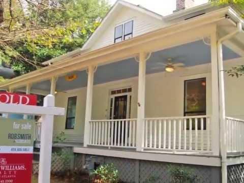 How Rob Smith Sells Home In Grant Park Atlanta GA