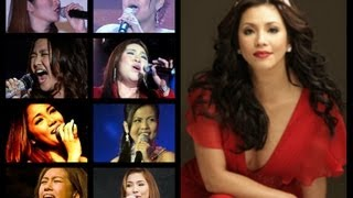 Filipino Young Divas - What Kind Of Fool Am I (Versions)