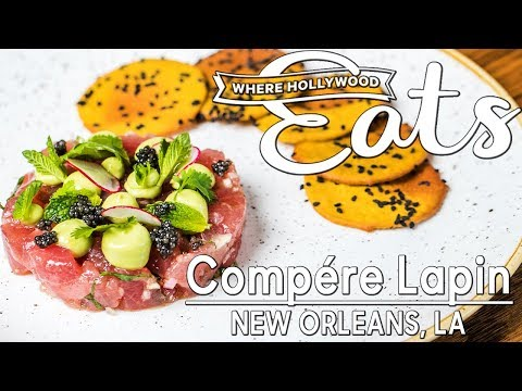 Bringing The Caribbean to Louisiana: New Orleans's Compére Lapin | Where Hollywood Eats | THR