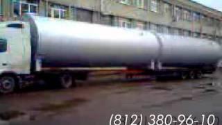Негабарит - трубы(Перевозка крупногабаритного груза в Санкт-Петербурге - трубы., 2011-06-26T20:13:02.000Z)