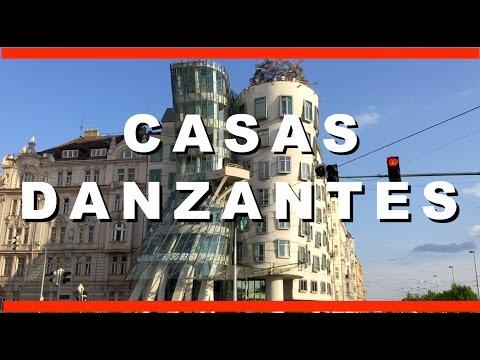 Praga Dancing House, muro de John Lennon y Jardines barrocos Praga #2 ¡Qué Gran Viaje!