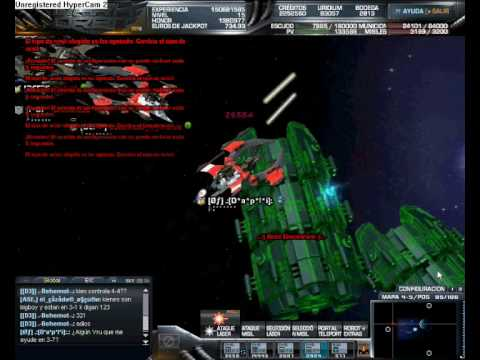 DarkOrbit Invasión Europa Global