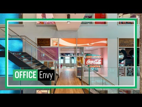 Coca-Cola's London Office | Office Envy