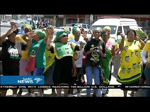 ANC  branch nominations deadline extended until the weekend