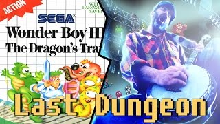 #Wonderboy 3 - Last Dungeon - #monsterboy