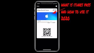 what is itunes pass in wallet and how to use it 2020